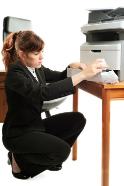 Printing Costs - Employee Burden Rate