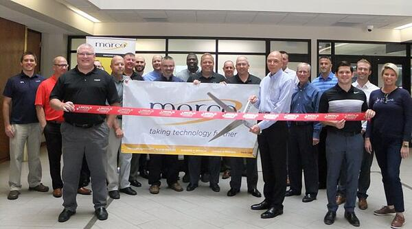 Marcos-Omaha-and-Lincoln-team-members-cut-the-ribbon