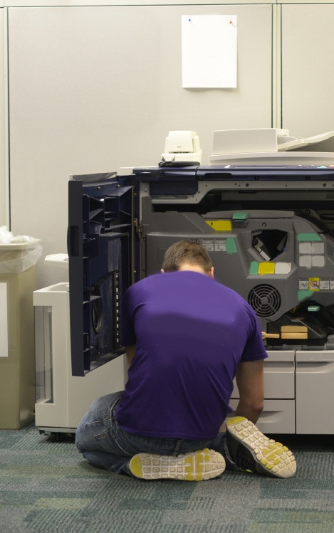 The benefits of printer repair and replacement through managed print services